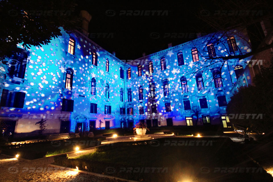 casino venice 2010-2011, projections