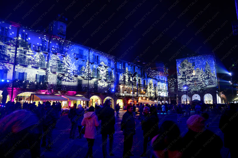 como magic light festival 2015 forest projections
