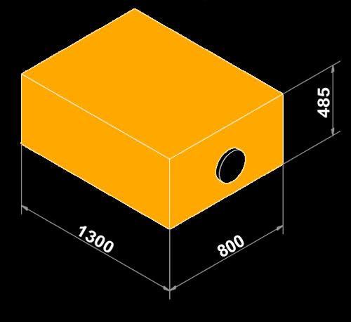 dimensioni massime video proiettori per vrain 35K