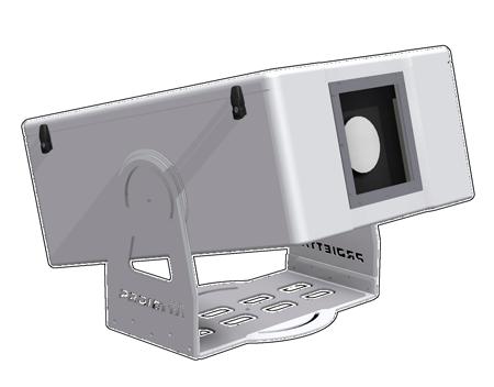 protezione da esterno per videoproiettore